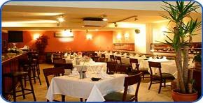 Air conditioner Mamusa restaurant