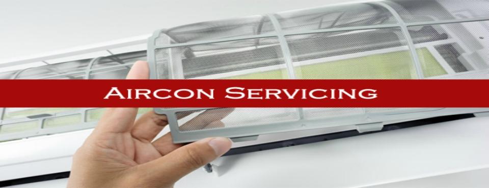 Aircon servicing